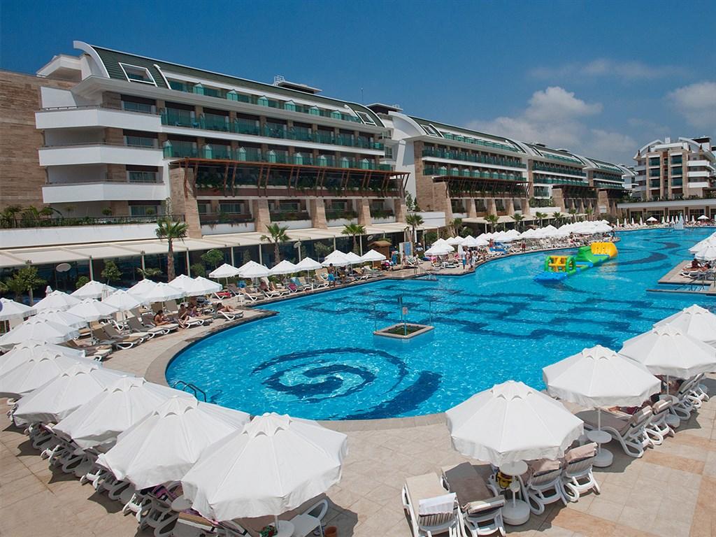 Crystal Waterworld Resort & SPA - Turecko