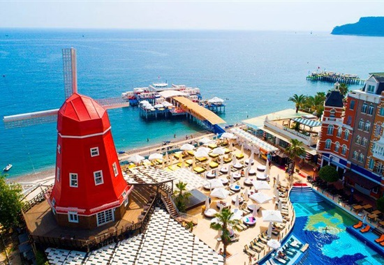 Orange County Resort Hotel Kemer - Antalye