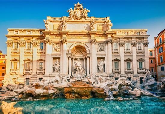 Eurovíkend v Římě -