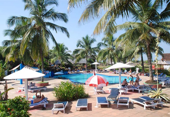 Paradise Village Beach Resort - Goa
