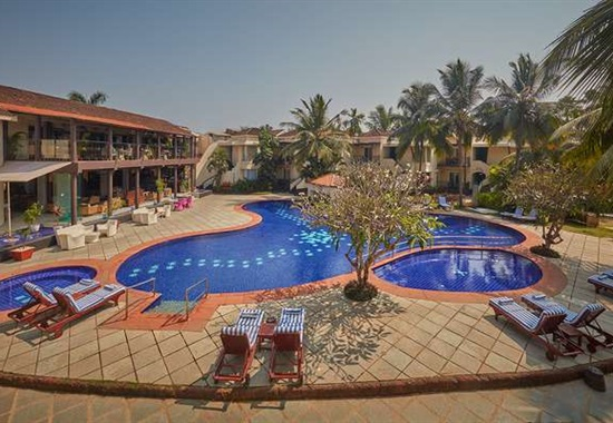 Royal Orchid Beach Resort & SPA - Goa