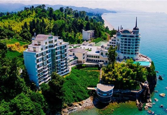Castello Mare Hotel & Wellness Resort - Kobuleti