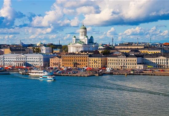 Eurovíkend v Helsinkách -