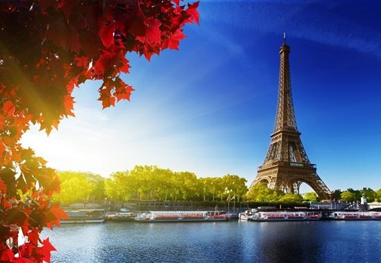 Eurovíkend v Paříži -