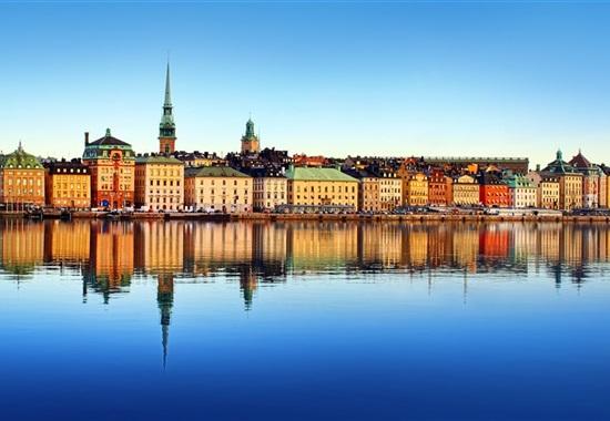 Eurovíkend ve Stockholmu -