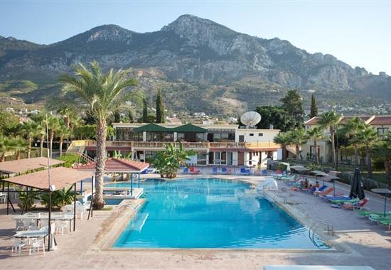 Club Simena Hotel - Kypr