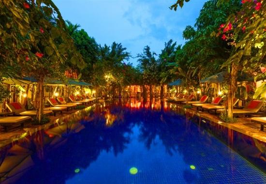 La Niche D'Angkor Boutique Hotel - Kambodža