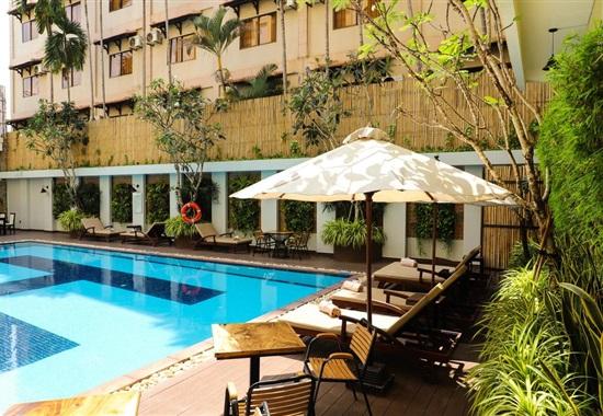 Treasure Oasis Hotel Siem Reap - Kambodža