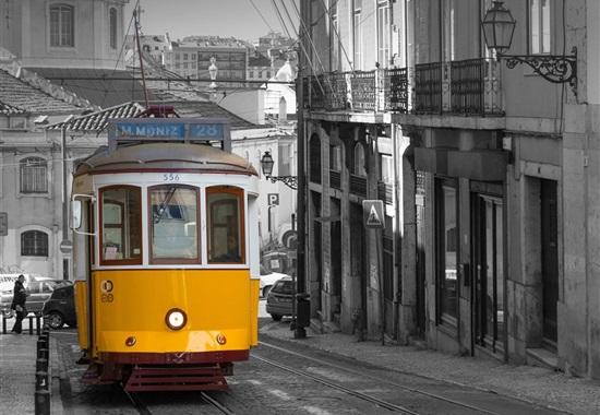 Poznejte Lisabon a okolí -