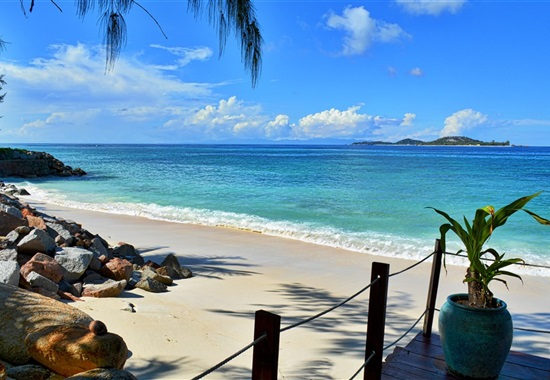 Castello Beach Resort - Praslin