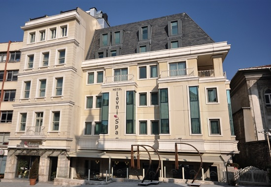 Hotel Levni - Turecko