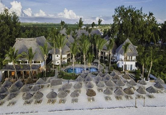 Waridi Beach Resort - Tanzanie a Zanzibar