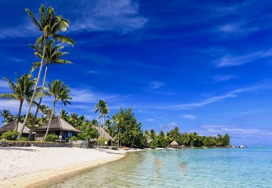 Matira Bora Bora - Francouzská Polynésie