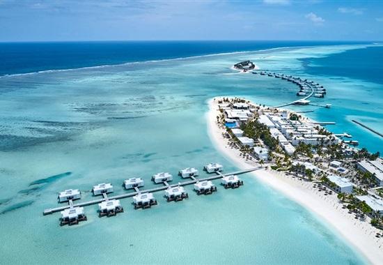 RIU Atoll Maafushi Island - Maledivy
