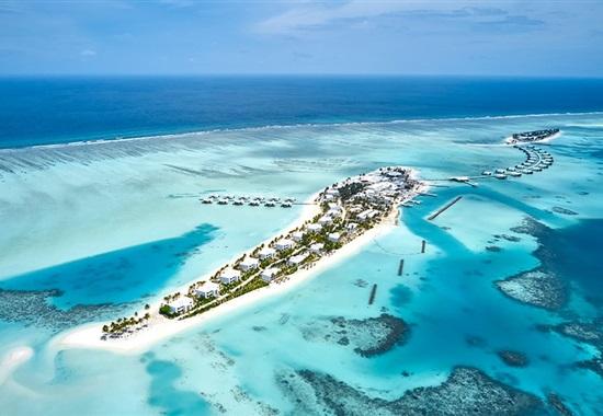 RIU Palace Maldivas Kedhigandu Island - Dhaalu Atoll
