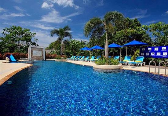 Centara Seaview Resort Khao Lak - Thajsko