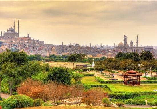 Víkend v Káhiře - Egypt