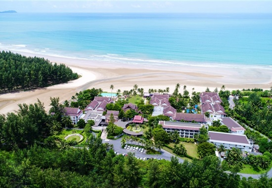 Apsara Beachfront Resort & VIlla - Thajsko