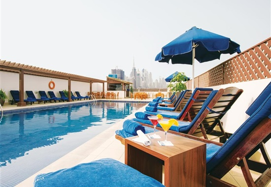 Citymax Hotel Bur Dubai - Spojené Arabské Emiráty