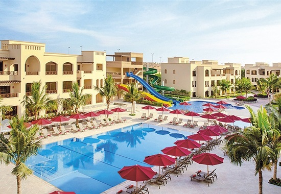 The Village At The Cove Rotana Resort -