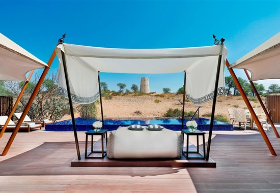 The Ritz-Carlton Ras Al Khaimah (Al Wadi Desert) - Spojené Arabské Emiráty
