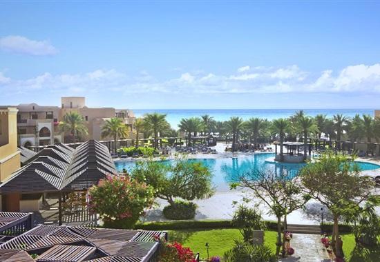 Miramar Al Aqah Beach Resort - Spojené Arabské Emiráty