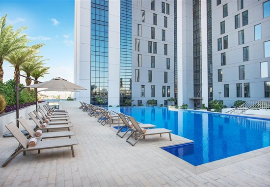Hampton By Hilton Dubai -