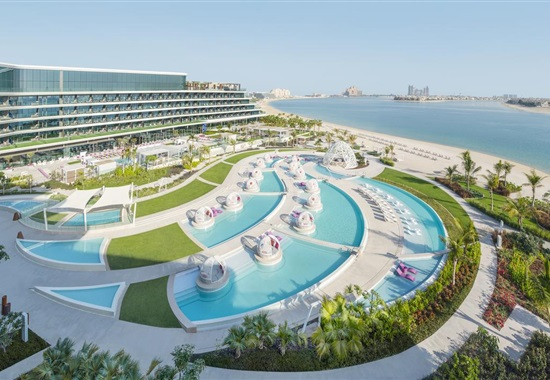 W Dubai The Palm -
