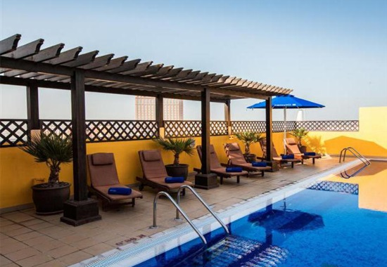 Citymax Hotel Al Barsha at the Mall - Al Barsha
