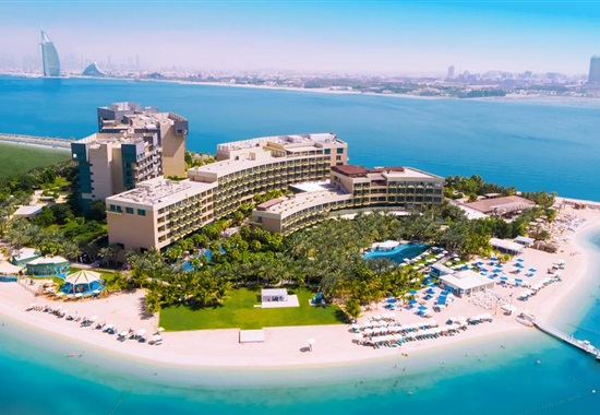 Rixos The Palm Hotel & Suites - The Palm Jumeirah