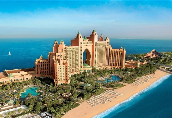 Atlantis The Palm - The Palm Jumeirah