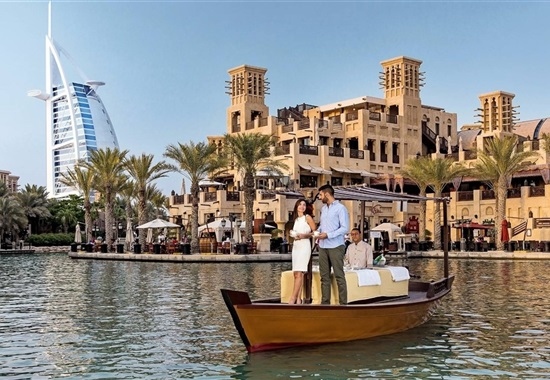 Madinat Jumeirah (Mina A' Salam) - Spojené Arabské Emiráty