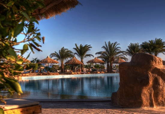 Lotus Bay - Egypt