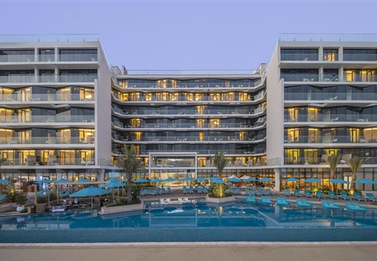 The Retreat Palm Dubai -