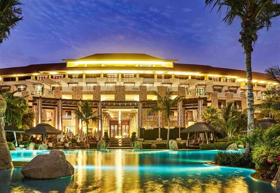 Sofitel Dubai The Palm Resort & Spa -