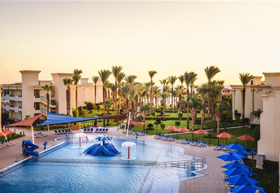 Swiss Inn Resort (ex Hilton Resort) - Hurghada
