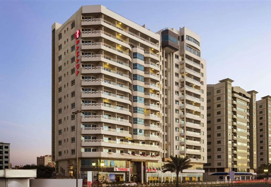 Ramada by Wyndham Beach Hotel Ajman -