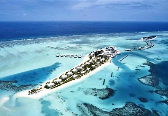 Riu Atoll - Maledivy