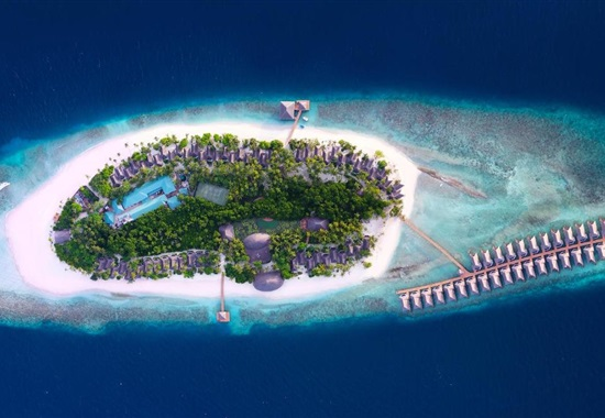 Dreamland Maldives Resort - Baa Atol