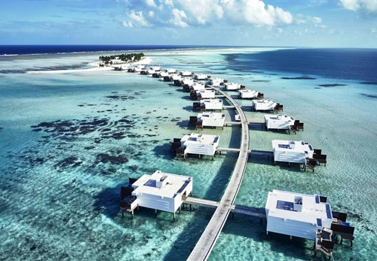 Riu Palace Maldivas - Maledivy