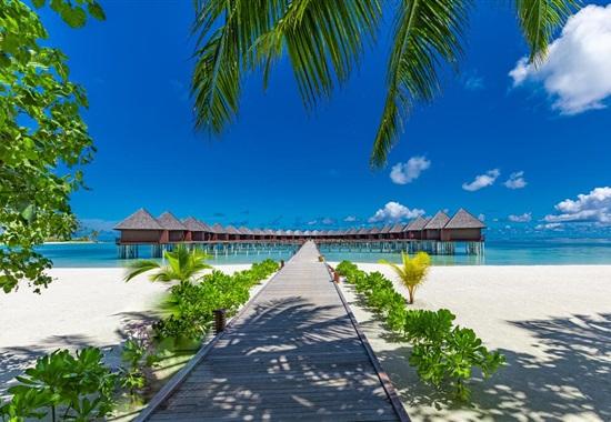 Sun Siyam Olhuveli Maldives -