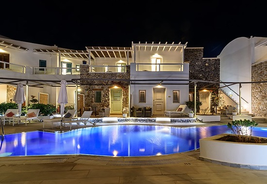 Hotel La Mer Deluxe - Santorini