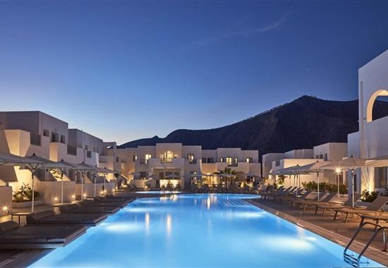 Aqua Blue Hotel - Santorini