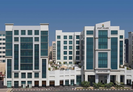 Hyatt Place Dubai Al Rigga -