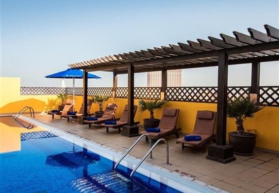 Citymax Hotel Al Barsha at the Mall -