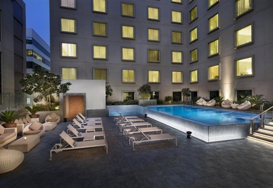 Hilton Garden Inn Dubai Mall Of The Emirates -