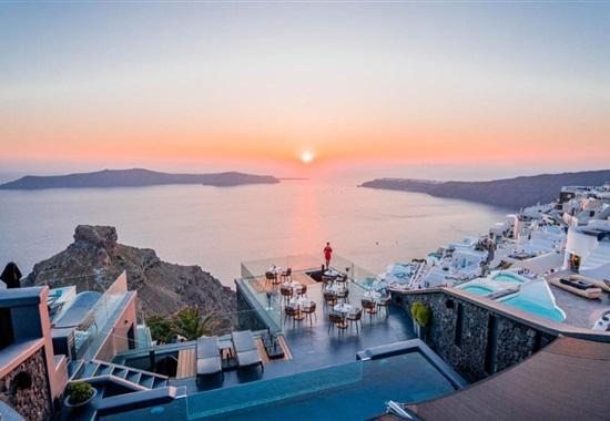 Kivotos Hotels & Villas Santorini - Santorini