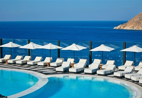 Royal Myconian - Leading hotels of the World -
