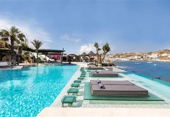 Kivotos Hotels & Villas Mykonos -