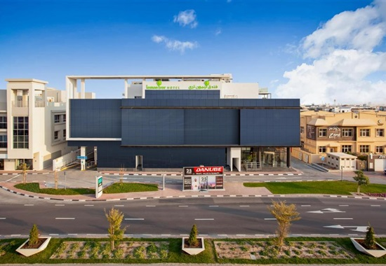 Lemon Tree Hotel Jumeirah Dubai -